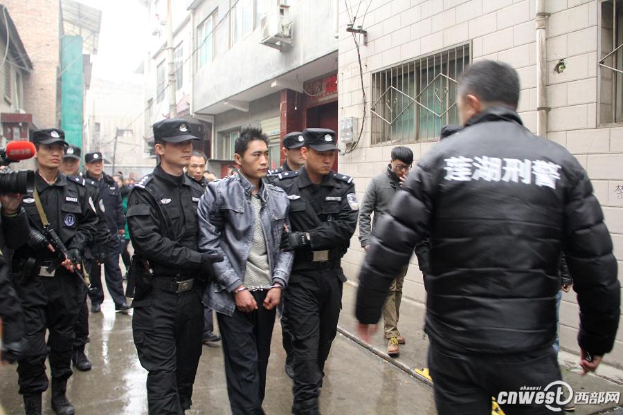 西安邓家村凶杀案嫌疑人落网 为1万多杀害三人图片 741772 900x600