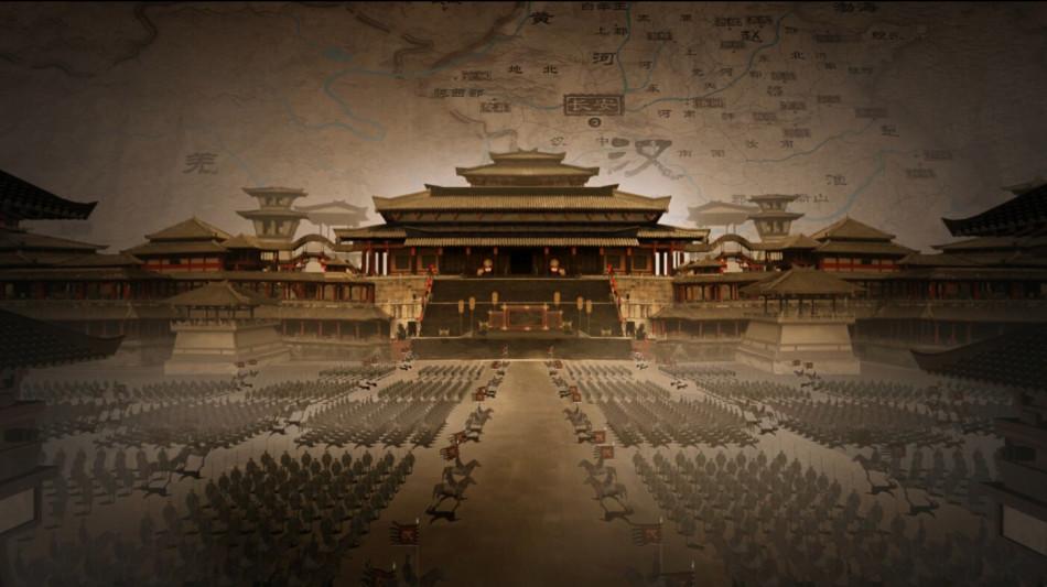 陵》讲述上下五千年漫漫历史的中华民族,帝王与其陵墓之间神秘莫