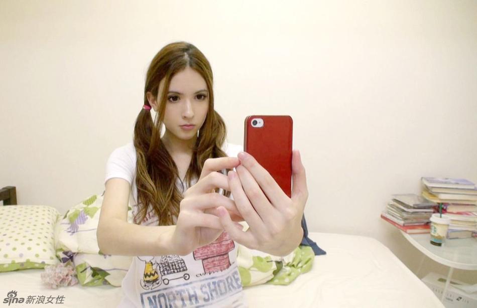 日本混血美少女泷泽萝拉