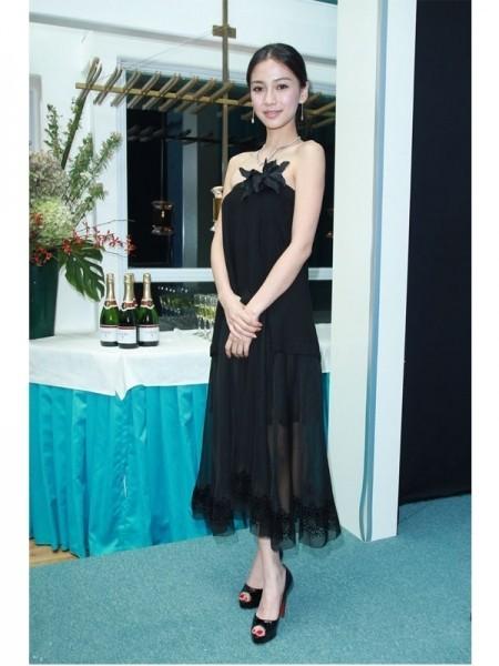 李嘉欣张柏芝领衔混血女星展现衣品图片