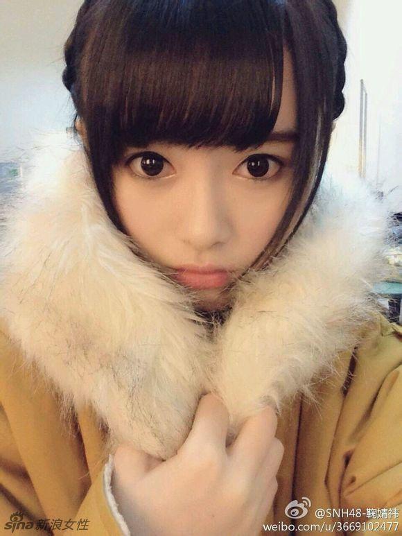 近日 日本网友选出了中国4000年以来第一美女