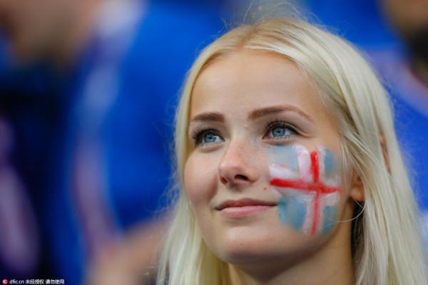 7月4日欧洲杯球迷集锦