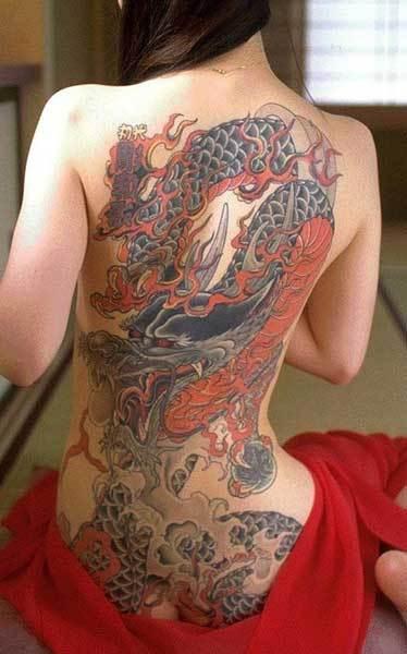 纹身代表一个人的个性和信仰图片