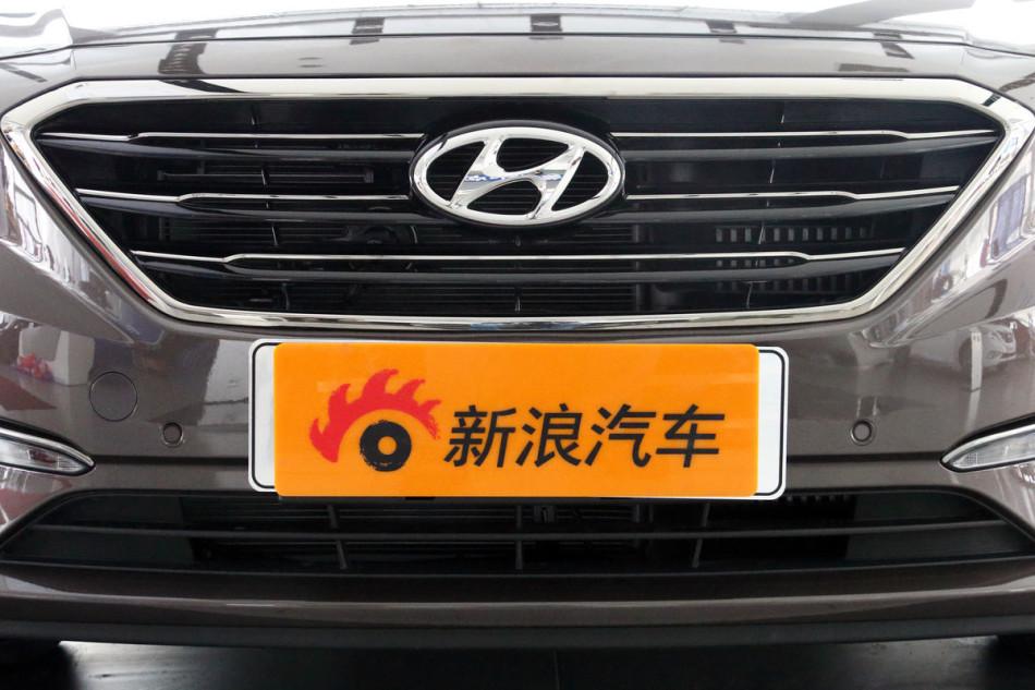 特别鸣谢:北京现代 哈尔滨亿发鸿运4s店 提供实拍车辆 | 地址:哈尔滨高清图片