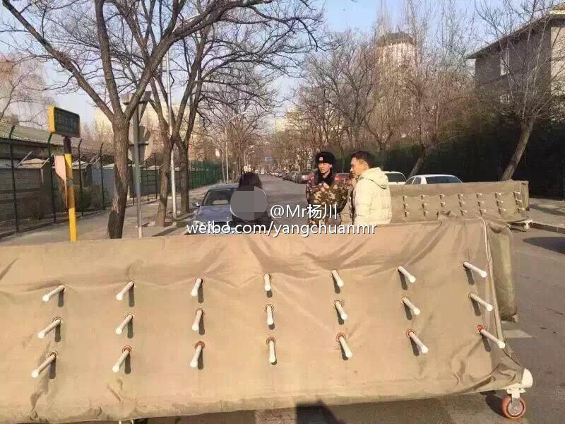 北京太古里已撤掉所有垃圾桶