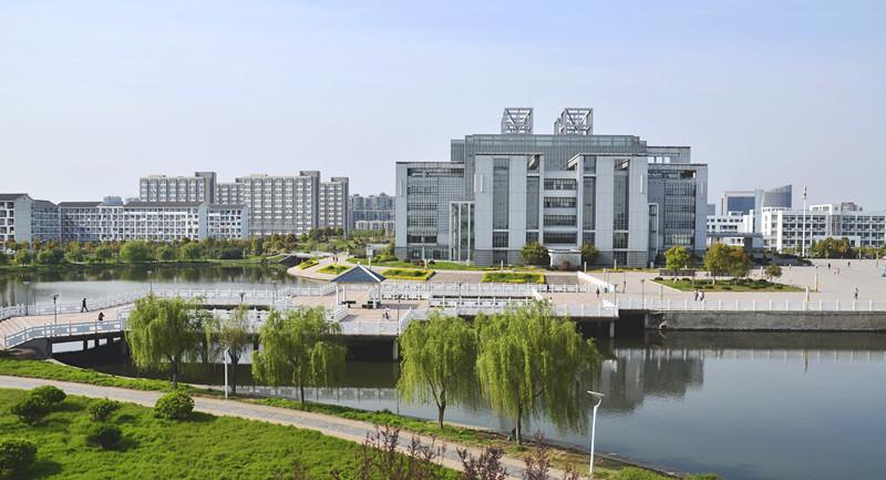 安徽师范大学校园风光图片