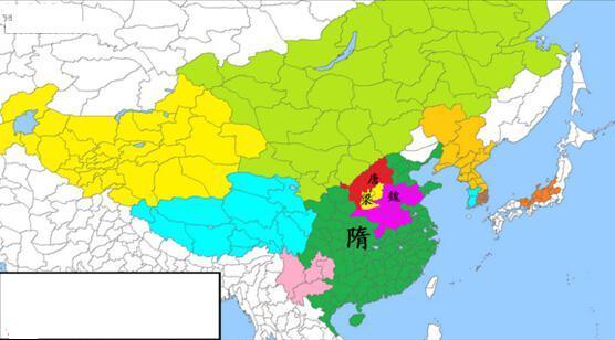 中国从古至今历朝历代版图变迁