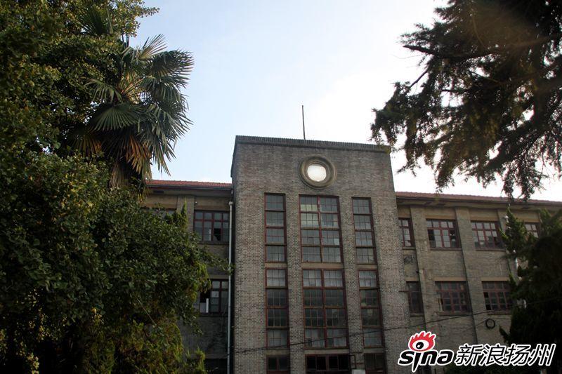 扬州大学江阳路南校区之建筑篇图片