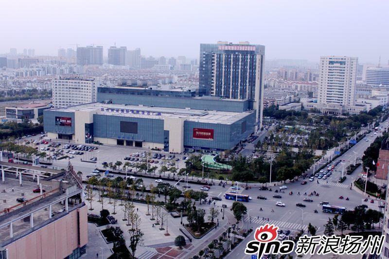 扬州大学江阳路北路南校区之校园周边图片