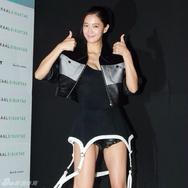 亚洲第一美女李成敏