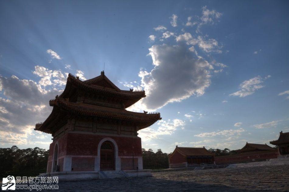 清西陵昌陵是清朝嘉庆以西和孝淑睿皇后喜塔腊氏的皇帝,位于泰陵陵寝2竖版游戏通关图片