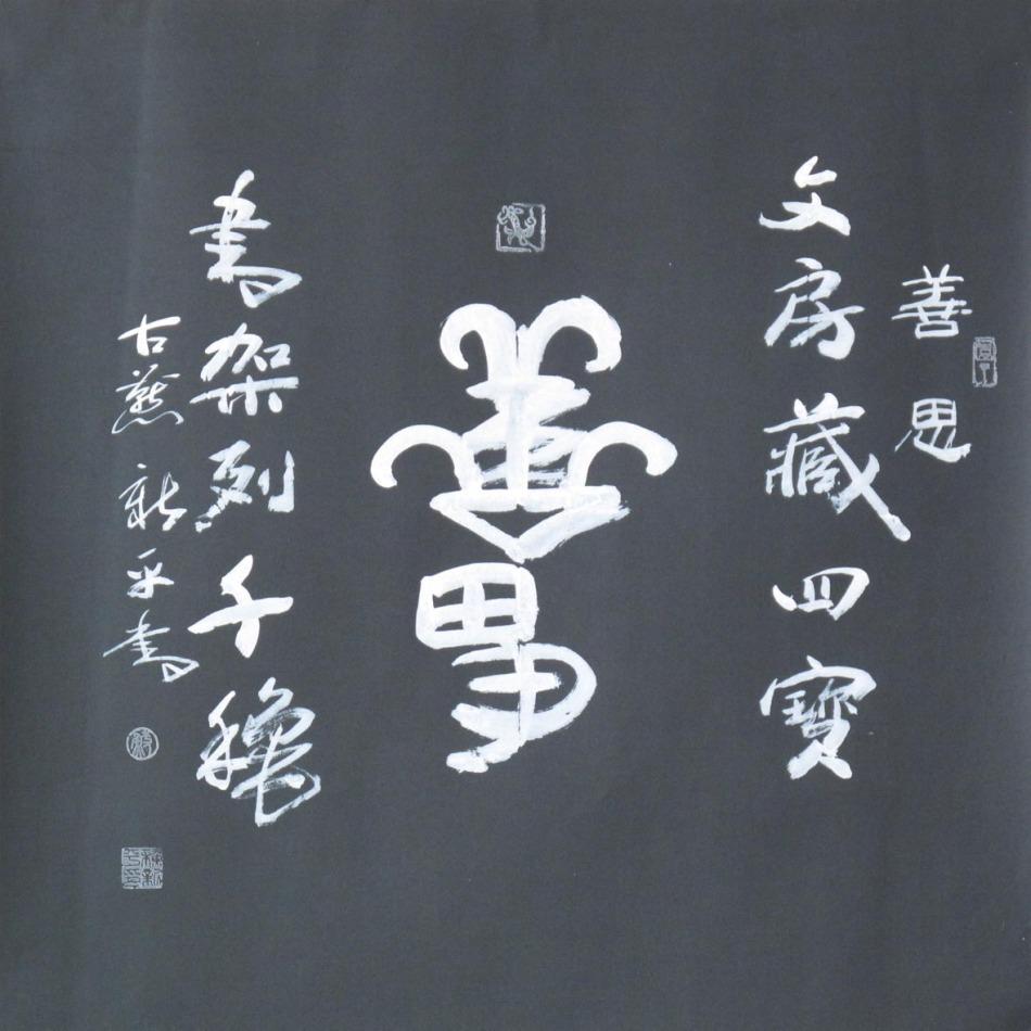 苏新平书法作品欣赏