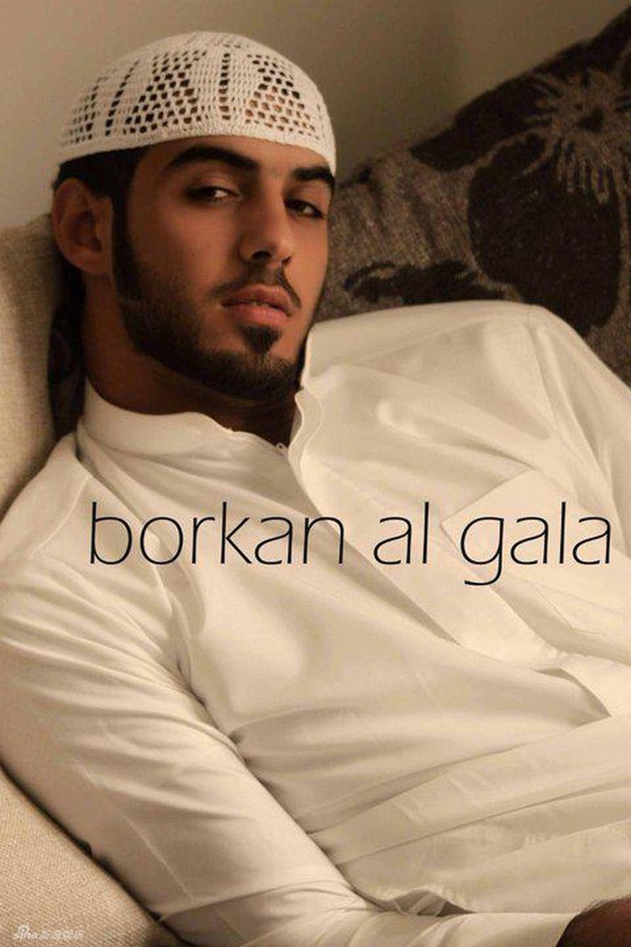 被拒绝入境沙特帅哥写真