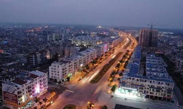 中国人口第一大县_人口大镇
