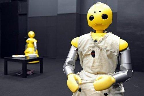全球首例机器人自杀 盘点那些特别的机器人