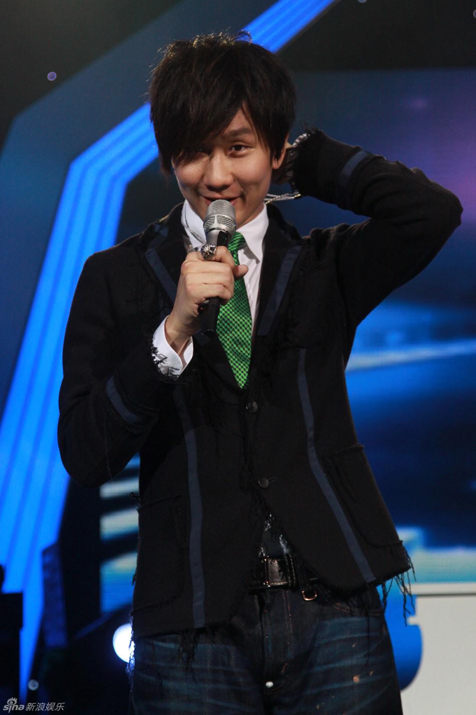 林俊杰表情可爱