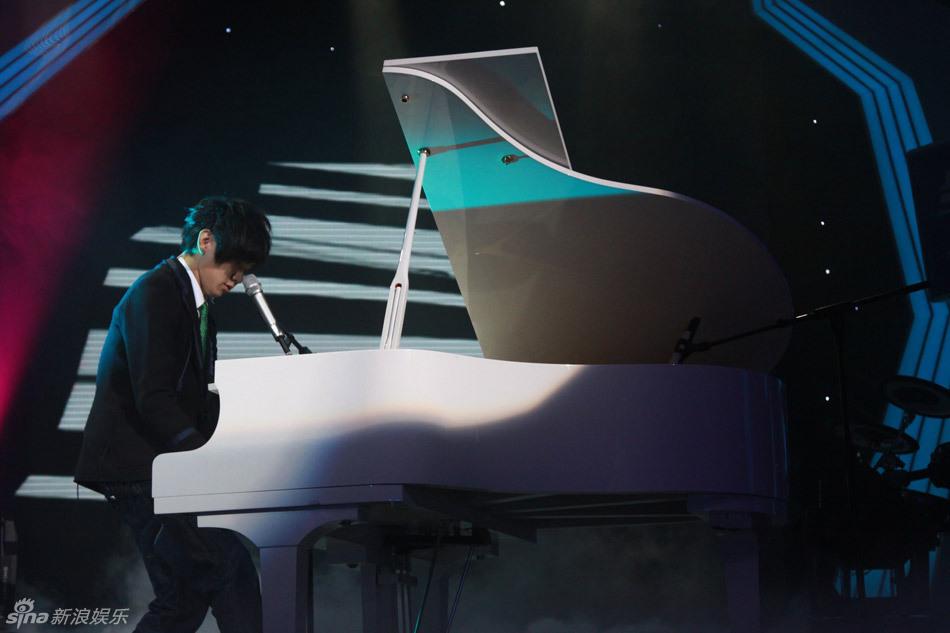 林俊杰钢琴秀