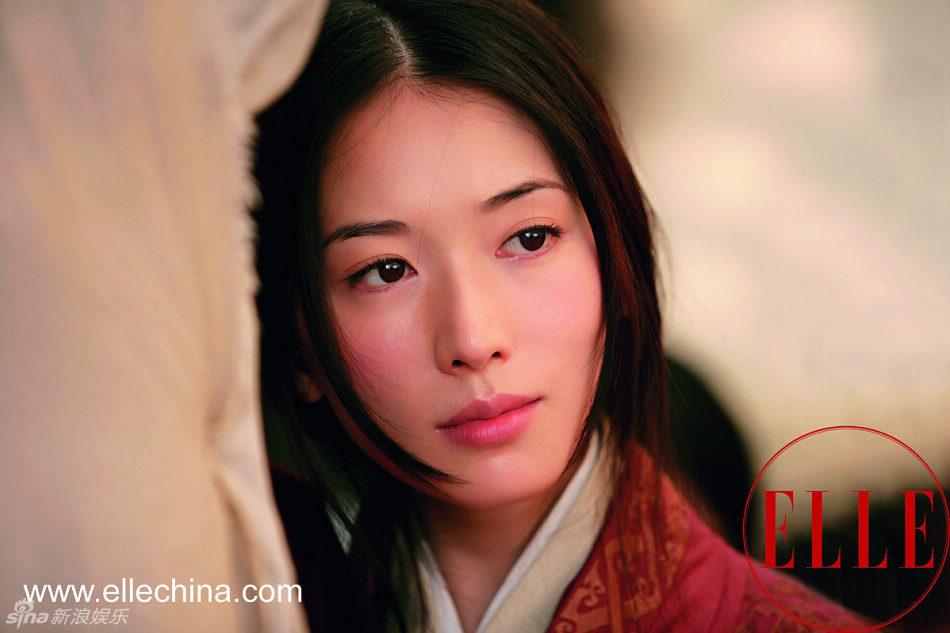 林志玲曾在北京专心学习了半年