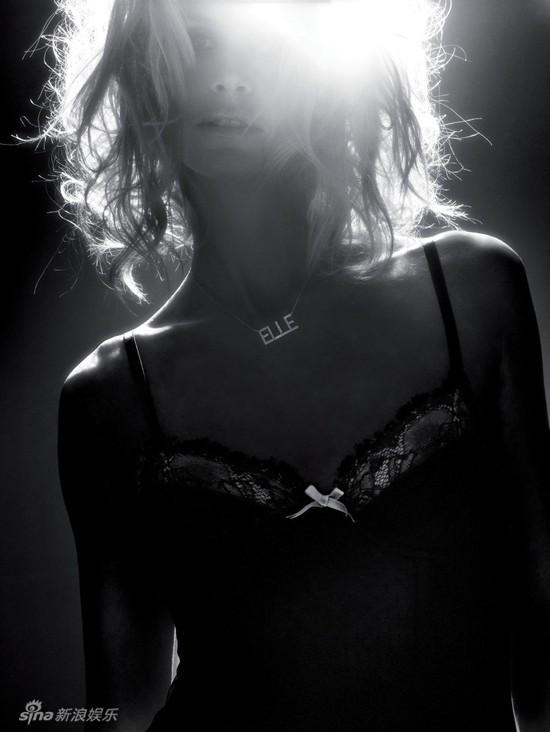 艾尔-麦克弗森黑白写真