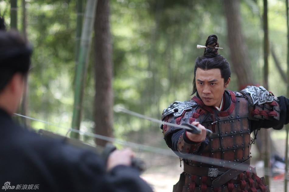 大旗英雄传杜淳_杜淳和刺客对峙
