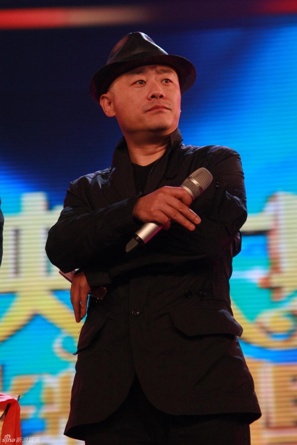 幻灯组图 叶问2 唱响首映大典 黄晓明热舞图片