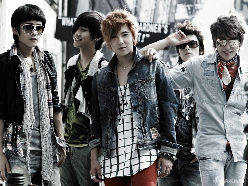 最帅的组合_8月7日吴建豪出生 与安七炫搭上线 娱乐圈里的解散组合