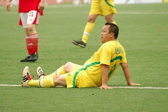 组图 香港明星足球队阵容曝光 将举行慈善义赛