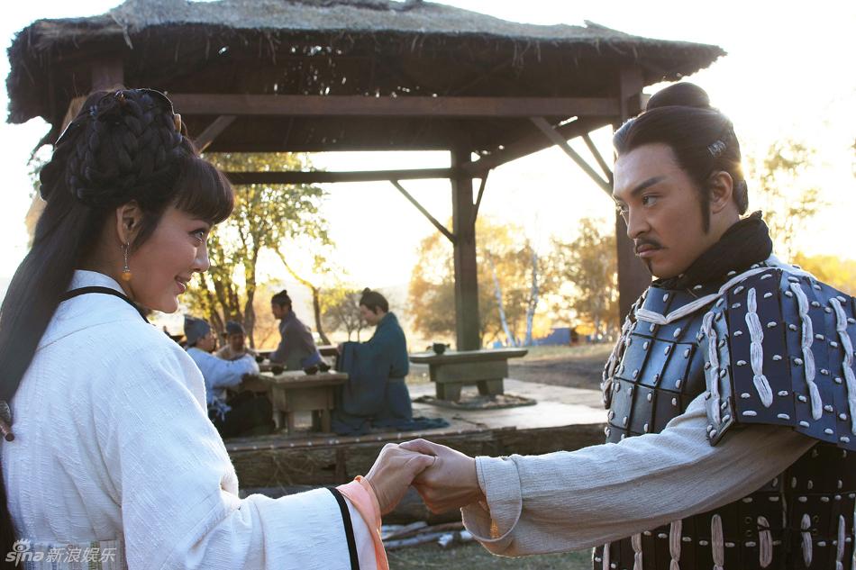 《大秦帝国2》宁静富大龙上演感情纠葛