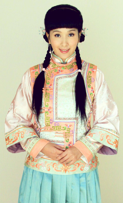 《多情江山》中的女演员