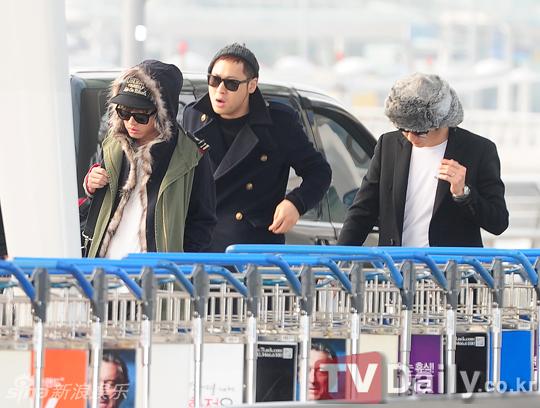 MAMA颁奖仪式,11月28日亮相仁川机场并飞赴香港.金韩俊/图 版