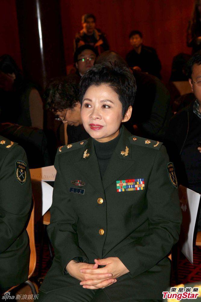 总政歌舞团大型演唱会29日新闻发布会上,阎维文、蔡国庆、白雪、