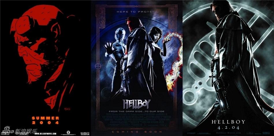 组图 回顾近35年超级英雄电影海报