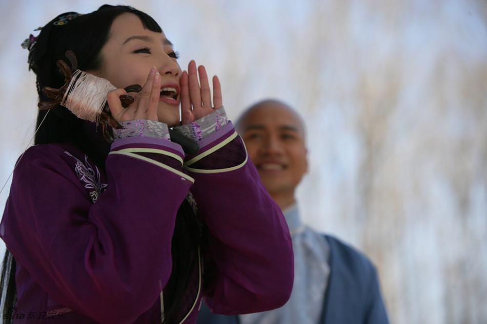...传奇剧《王者清风》将于6月28日东南卫视播出.剧组曝光了一...