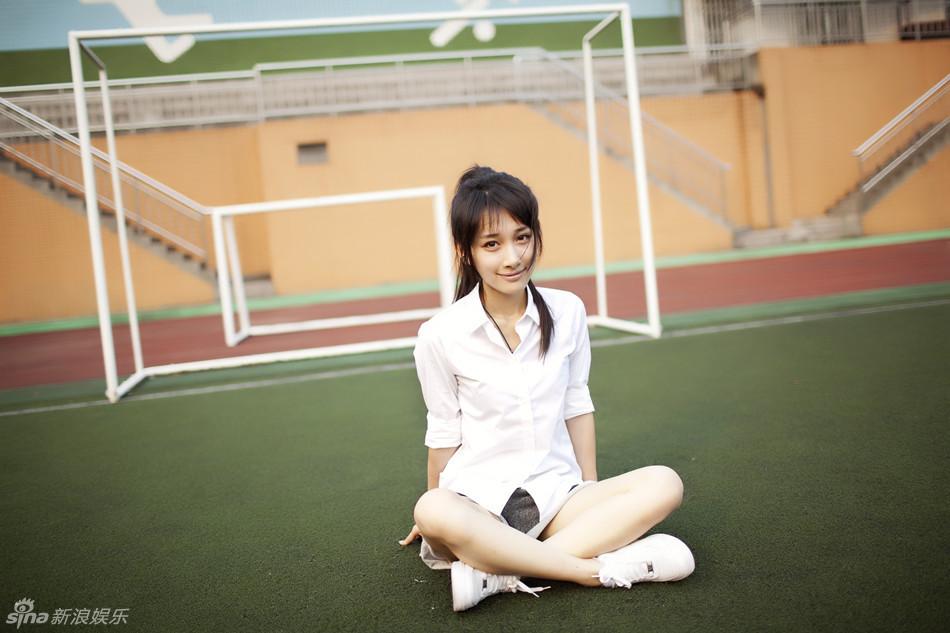 风传媒出品的《天天有喜》七姐角色,而备受关注的90后新锐演员