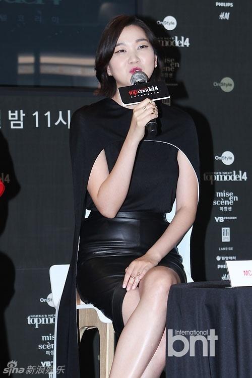 挑战超级模特korea4