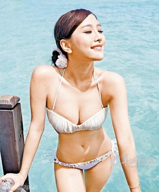 组图 三级片女星陈静宣布退圈 昔日性感照盘点