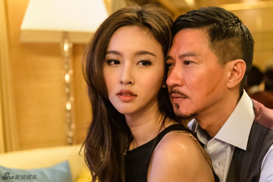 组图 张家辉 扫毒 痴缠泰国变性美人图片