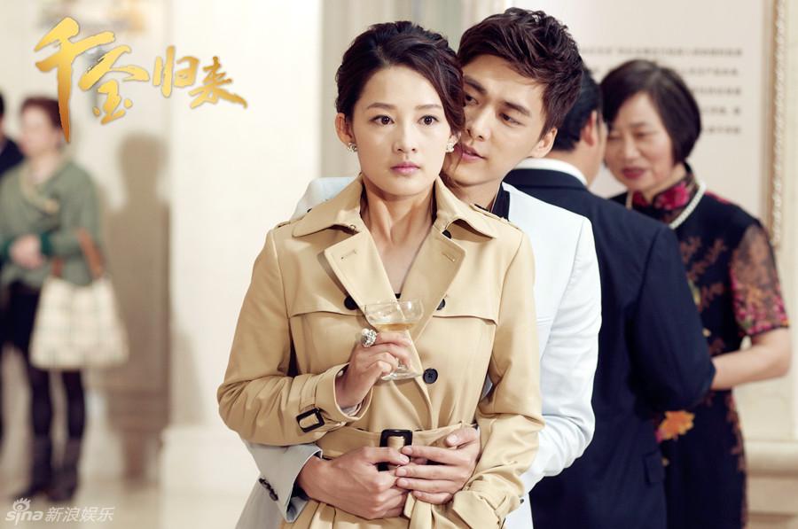 新浪娱乐讯 由李沁、李易峰、李威领衔主演的电视剧《千金归来》即