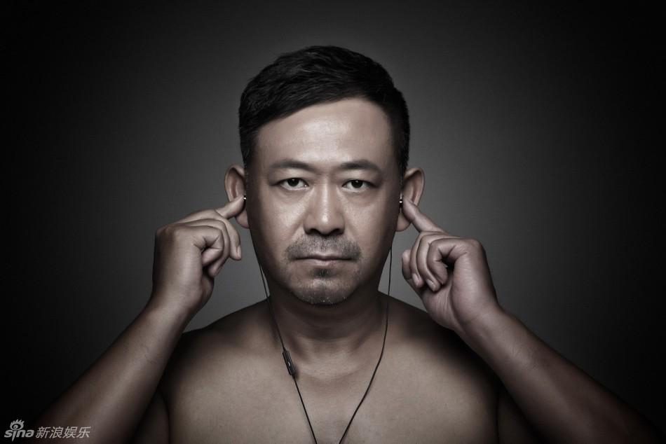 文体明星拍状态式默片 姜武安琥半裸出镜
