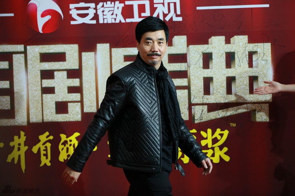 """新浪娱乐讯 """"2013国剧盛典""""18日在京录制.金宇彬、朴信惠自《继"""