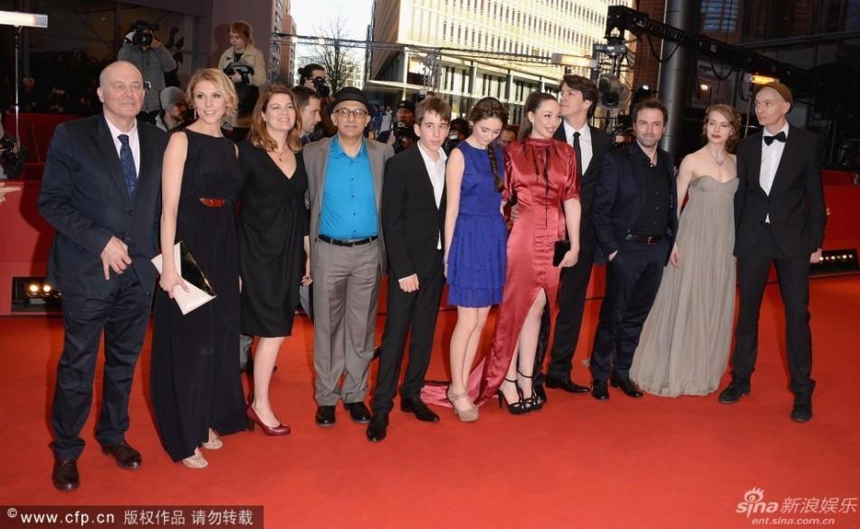 2月10日讯,柏林,当地时间2月9日,第64届柏林电影节竞赛片《耶图片