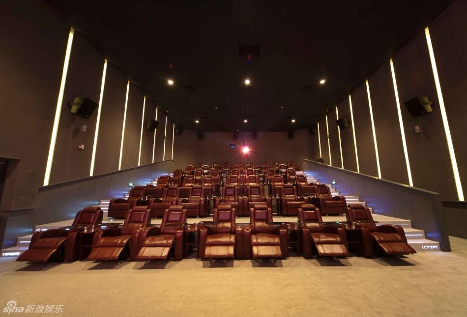 电影院vip厅_电影宝库 卢米埃影城专题 正文  查看原图图集模式 卢米埃北京芳草地
