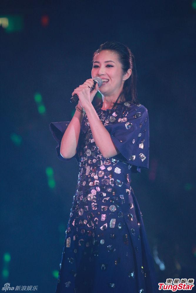 新浪娱乐讯 郭伟亮作品音乐会17日在红馆举行,音乐会以颁奖礼形式进行,别开生面.