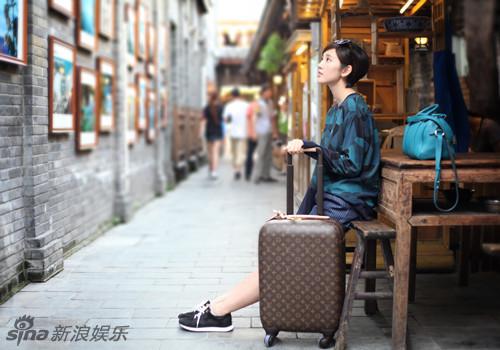 旅游打扮 男