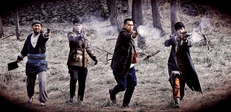 组图 铁血武工队传奇 英雄组团各显神通