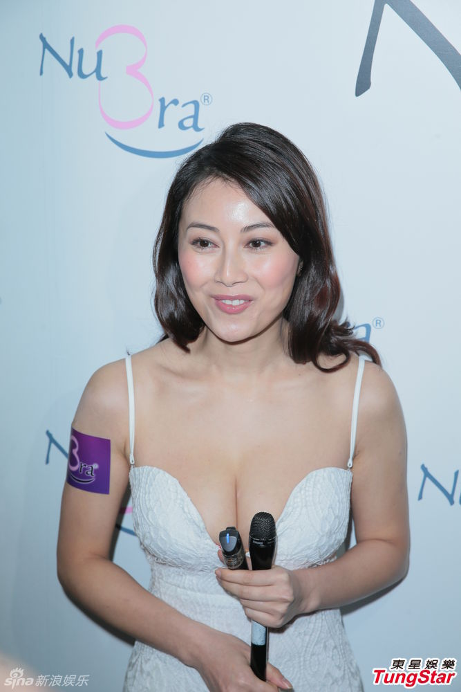 组图 香港三级片女星爆乳吸睛称内地观众开放 高清图集