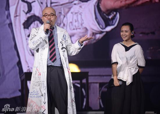 娱乐讯 周笔畅2015巡回演唱会香港站于8月22、23日在红磡香港体育