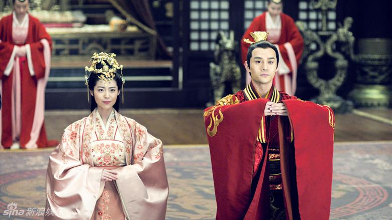 琅琊榜太子_《琅琊榜》靖王妃是中书令柳澄的孙女,被靖王之母选中成为太子妃,并