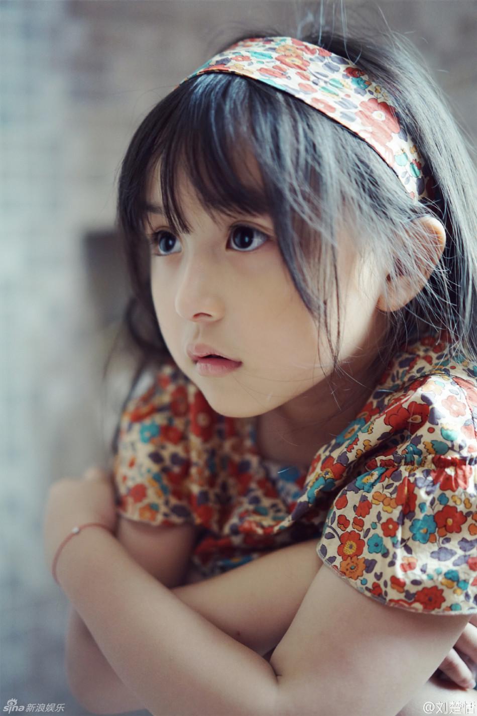 组图 小芈月刘楚恬生活照曝光 小萝莉萌翻网友