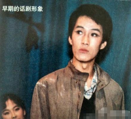 旧相片-的他年轻时期的旧照片,并配文感叹:嗯,岁月!网友纷纷留言:图片